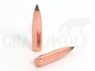 *TestPack* .308 / 7,62 mm 168 gr / 10,9 g Nosler E-Tip Bleifrei Geschosse 15 Stück