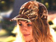 Parforce Baseball Kappe Camo Cap Max 4