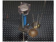 Dillon RF 100 Automatisches Zündhütchenfüllgerät  für kleine Zünder 220 Volt
