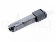 Promag Beretta 92-F Stahlmagazin 9 mm Luger 20 Schuss brüniert