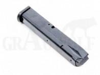 Promag Beretta 96 Stahlmagazin .40 S&W 20 Schuss brüniert