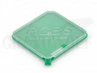 RCBS Zünderschale (90228) für Handzündhütchensetzer mit Deckel