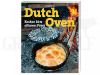Buch, Dutch Oven, Kochen über offenem Feuer 176 Seiten