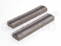 Filzbacken 60 mm für Schraubstock