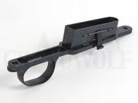 Voere Umrüstsatz Stahl auf herausnehmbares Magazin für Mauser Modell 98 Magnum Patronen