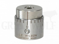 Wilson Mikrometeraufsatz für Wilson Handsetzmatrize Edelstahl