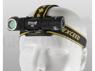 Armytek Wizard Magnet USB Winkelkopflampe mit Magnetladekabel 1250 Lumen